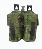 MTP PLCE DOUBLE AMMUNITION POUCHES